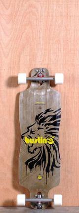 """Bustin 33"""" Sportster Longboard Complete"""