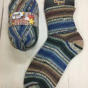Opal 4ply Sock Yarn 100g -Colours in Love range - Playful Laugh
