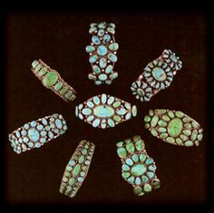 turquoise, native american jewelry