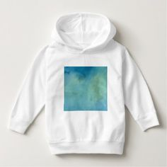 blue green marble watercolour hoodie watercolor gifts style unique ideas diy - Hoodie Design Ideas