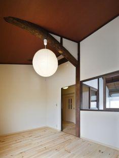 WORKS | 京都の設計事務所 空間工房 用舎行蔵 Kyoto, Ceiling Lights, Lighting, Home Decor, Decoration Home, Room Decor, Lights, Outdoor Ceiling Lights, Home Interior Design