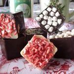 Dairy-Free Hot Chocolate Cubes (White and Dark!)