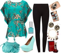 """""""How blue are You"""" by carolwatergirl on Polyvore"""