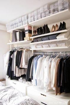 Com algumas dicas bem simples você pode transformar o seu closet em um lugar dos sonhos. Basta um pouco de criatividade e organização. ...