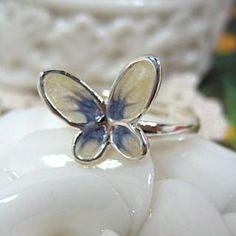 Butterfly Ring Silver - One Size Jewelry Boxes Wholesale, Diamond Earrings For Women, Butterfly Ring, Women's Earrings, Silver Rings, Accessories, Fashion, Moda, Fashion Styles