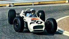 1965 GP Monaco (Richie Ginther) Honda RA272