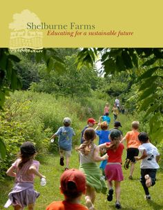 A case for Shelburne Farms educational programs locally and around the world.