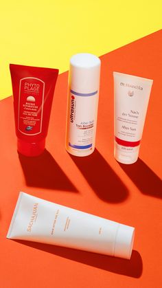 aftersun and after sun for hair face and body, a summer beauty and skincare must have Dr Hauschka, Orange Color, Colour, Peach Aesthetic, After Sun, Orange You Glad, Summer Beauty, Face And Body, Hair Inspiration