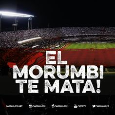 19.03.2015 - Homenagem à torcida que faz com que o Morumbi seja imbatível contra argentinos (após vitória contra San Lorenzo, pela Libertadores)