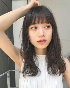 Medium Hair Styles, Natural Hair Styles, Short Hair Styles, Hair Inspo, Hair Inspiration, Japanese Hairstyle, Hair Images, Shoulder Length Hair, About Hair