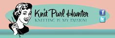 Knit Purl Hunter -- free KALs, great patterns, over instructional knitting videos! Knitting Websites, Knitting Help, Knitting Videos, Knitting Stitches, Knitting Needles, Knitting Projects, Knitting Patterns, Knitting Tutorials, How To Purl Knit