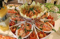 Gamberi e gamberetti al buffet di Ferragosto 2013 #loano2village