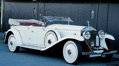1930 Open Tourer by Barker (chassis 27GY) for the Maharaja of Parla Kimedi