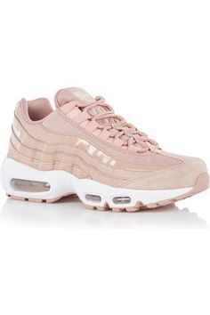 newest 95137 cdc9e Nike Air Max 95 pink Sneaker trend 2018