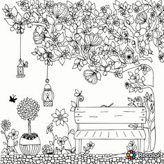Floral Designs On This is Not Only Incredible, They are Inspiring! Do NOT Let This Pin Get Past You Especially is You are a Mandala or Zentangle Artist! Coloring Book Pages, Printable Coloring Pages, Coloring Pages For Kids, Coloring Sheets, Colorful Drawings, Doodle Art, Line Art, Prints, Floral Designs