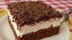 prudkonavyk Baking Recipes, Cake Recipes, Dessert Recipes, Good Food, Yummy Food, Czech Recipes, Mini Cheesecakes, Cupcakes, No Bake Cake