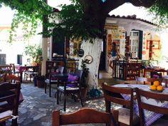 A hidden Pearl in Malolates, Samos - Review of Loukas Taverna, Manolates, Greece - TripAdvisor