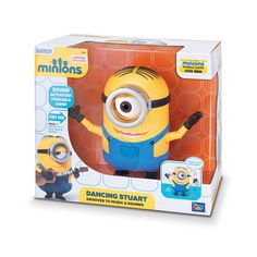 Today, kids can't get enough of the ever-popular Minions toys. This plastic figure moves eyes and feet, interacts with music, and recognizes...continue reading by clicking here --> http://bestandsmartchoice.com/2015/12/christmas-gifts-below-25-5-7-years-old-boys/