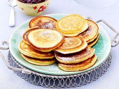 Eiweiß-Frühstück: Protein-Pancakes