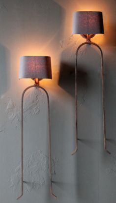 Tuning Fork Sconce