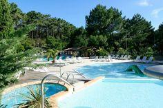 Campsite France Arcachon Basin - Gironde - CAMPING PANORAMA DU PYLA - Atlantic coast