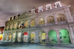 The Cabildo in New Orleans - photo by Todd Landry