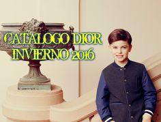 CATALOGO DIOR INVIERNO 2016 NIÑOS