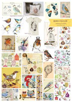 Spring-Summer 2014 - Bird Trend