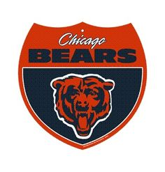 Bears Interstate Sign