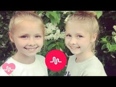 ❤ NEW Iza And Elle - The Best Musical.ly Compilation - YouTube