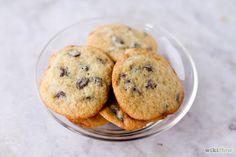 Cómo hacer galletas de chispas de chocolate blandas