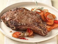 Cut for the right occasion – grilling steaks Michael Selby, our executive chef, compares different cuts of steak and how to grill them: The time to grill a juicy steak is now. Beef you say? The...