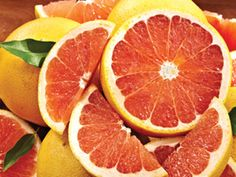 Dazzling Deep Red #Grapefruit | Sweet & Seedless #Citrus - Hale Groves #citrusfruit