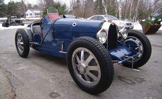 1928 Bugatti Type 35B Supercharged Recreation