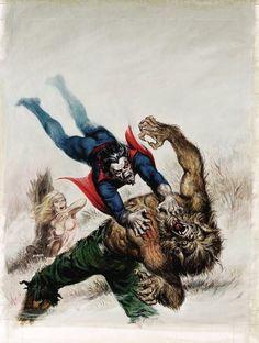 Morbius: The Living Vampire