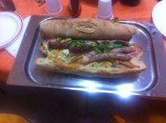 Arte culinaria che passione @ Passion for cooking: Il panuozzo con di tutto un pò @ The bread with a ...