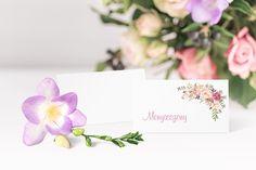 Esküvői ültetőkártya Place Cards, Place Card Holders
