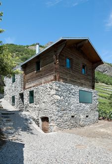 This section contains all the realisations, projects and competitions of housing, collective or individual, buildings, conversions and chalets made by savioz fabrizzi architectes in Valais and all over Suisse Romande Timber Structure, Particle Board, Civil Engineering, Wine Cellar, Architects, Facade, Living Spaces, Cabin, House Styles