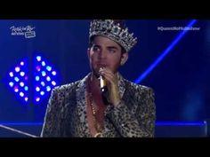 Rock in Rio 2015 Queen + Adam Lambert Multishow ao Vivo - We Will Rock You & We Are The Champions - YouTube