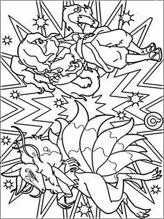 Yo Kai Watch Coloring Pages 10