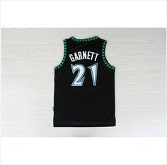 Men s Minnesota Timberwolves Kevin Garnett Black Authentic NBA Basketball  Jersey 820103337403 on eBid United States Kevin 030ea71d8