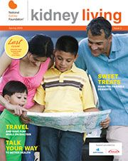 NKF: List of Cookbooks for Kidney Patients