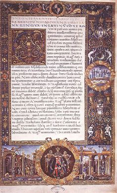 The Art of the Book - Gothic illuminated pages from the 15th century