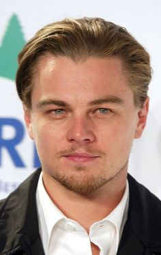 LOS ANGELES - FEBRUARY 6:  Actor Leonardo DiCaprio arrives at 'Turn Up The Heat-Fight Global Warming', a benefit to help the Natural Resources Defense Council, featuring a concert performance by the Rolling Stones at the Staples Center on February 6, 2003 in Los Angeles, California.  (Photo by Kevin Winter/Getty Images)                                     via @AOL_Lifestyle Read more: http://www.aol.com/article/2016/04/08/leonardo-dicaprio-reportedly-dating-victoria-s-sec...