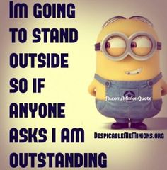 & minions quotes source http quotesfans com despicable minions quotes& Cute Minion Quotes, Funny Minion Memes, Minions Quotes, Cute Quotes, Funny Quotes, Weird Quotes, Qoutes, Minion Humor, Despicable Minions