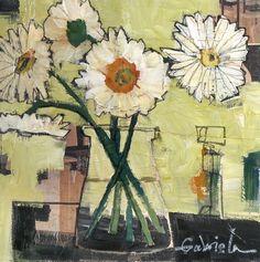 gabriela ibarra, fresh daisies