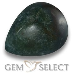 GemSelect features this natural untreated Bloodstone from Madagascar. This Green Bloodstone weighs 10ct and measures 16.2 x 12.4mm in size. More Pear Cabochon Bloodstone is available on gemselect.com #birthstones #healing #jewelrystone #loosegemstones #buygems #gemstonelover #naturalgemstone #coloredgemstones #gemstones #gem #gems #gemselect #sale #shopping #gemshopping #naturalbloodstone #bloodstone #greenbloodstone #peargem #peargems #greengem #green Green Gemstones, Loose Gemstones, Natural Gemstones, Buy Gems, Gemstone Colors, Madagascar, Shades Of Green, Stone Jewelry, Birthstones