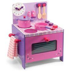 My Cooker Set - Play kitchens and shops - Traditional Toys | Letterbox
