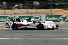 Peugeot 905 - Chassis: EV15 - 2006 Le Mans Classic