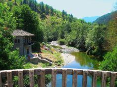 Ποταμός Αώος, Βοβούσα - Aoos river Vovousa. Greece, River, City, World, Outdoor, Beautiful, Greece Country, Outdoors, Cities